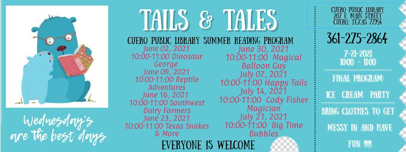 Tales and Tails
